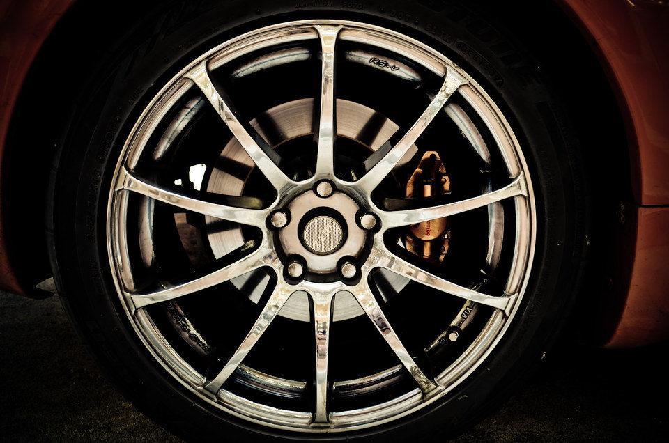 北京汽车改装店 轮毂改装 选对轮毂是关键高清图片