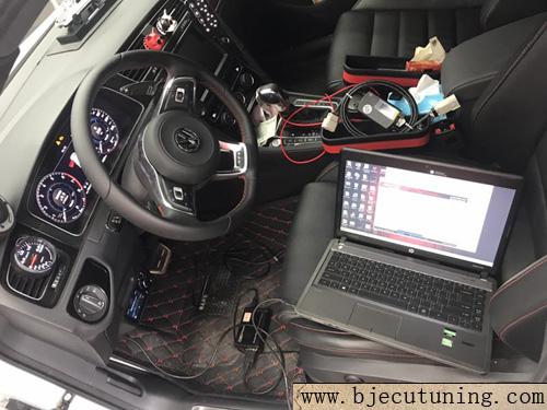 北京7代高尔夫gti刷ecu升级提动力改善换挡驾控更随心